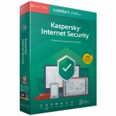 Kaspersky Internet Security 2019 3 PC / Dispositivi PC,MAC,Android,iOS) - ESD - 2 anni
