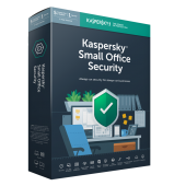 Kaspersky Small Office Security Versione 6 - 10 dispositivi PC + 10 Dispositivi mobili + 1 Server 2019 - ESD