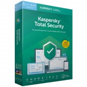 Kaspersky Total Security 2019 5 PC / Dispositivi (PC,MAC,Android,IOS) - ESD