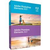 Adobe Photoshop & Premiere Elements 2021 Versione completa ESD