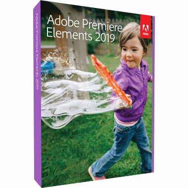 Adobe Premiere Elements 2019 - MAC - ESD