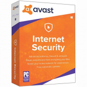 Avast Internet Security 2019 - 3 PC - ESD