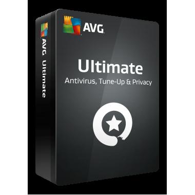 AVG Ultimate 2020 - ilimitati PC / Dispositivo (PC/Mac/Android) - ESD - 1 anno