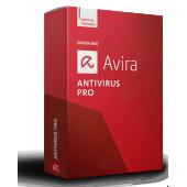 Avira Antivirus Pro 2021 1 PC