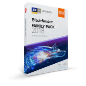 Bitdefender Family Pack 2018 20 PC / Dispositivi