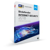 Bitdefender Internet Security 2019 5 PC - ESD