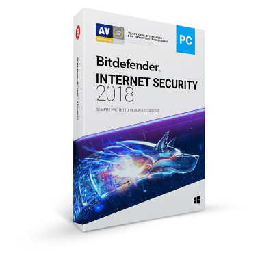 Bitdefender Internet Security 2019 5 PC - ESD