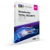 Bitdefender Total Security 2019 5 PC / Dispositivi (PC, MAC, Android, iOS) - ESD