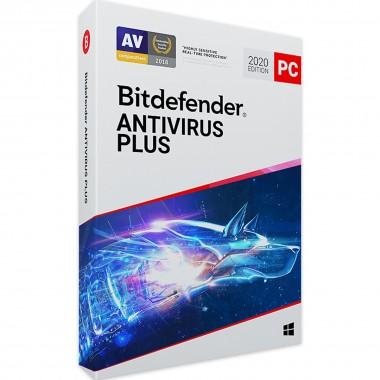 Bitdefender Antivirus Plus 2021 10 PC - ESD - 1 anno - NUOVA