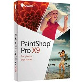 Corel PaintShop Pro X9  - WIN - ESD