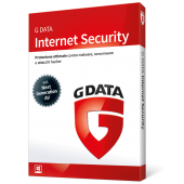 G Data Internet Security 2018 1 PC ESD