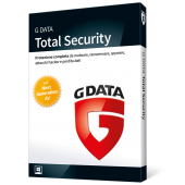 G Data Total Security Protection 2018 1 MD (PC, MAC) ESD