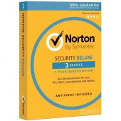 Norton Security Deluxe 3 MD (PC,MAC,Android,IOS) - ESD