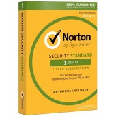 Norton Security Standard 1 MD (PC,MAC,Android,IOS) - ESD