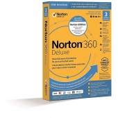Norton 360 Deluxe 3 Dispositivi (PC,MAC,Android,IOS) - ESD - Antivirus + VPN Secure + Passwort Manager + 50 GB Cloud-Backup